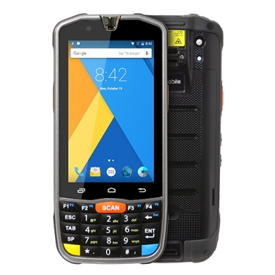 Терминал сбора данных PM66,1D Laser, Android, 2G/16Gb, WiFi/BT, 4G/Camera, Numeric